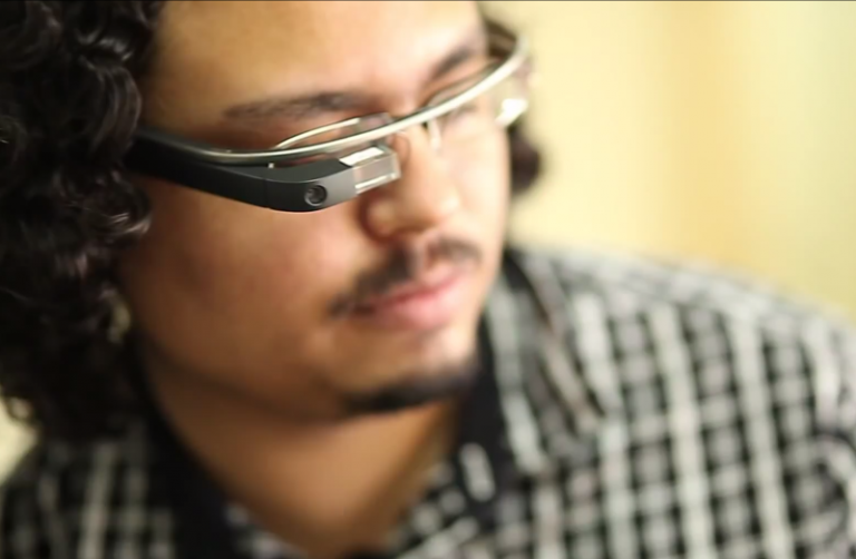 Google Glass – The Experience