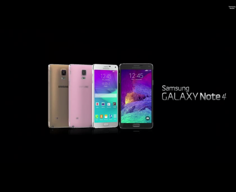 The Galaxy Note 4 – Just a little better than the 3