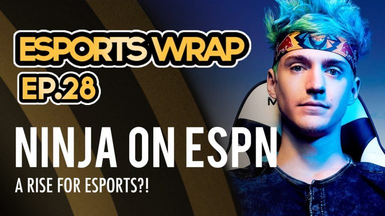 eSports Wrap 28: Ninja drops on ESPN, a rise for eSports?