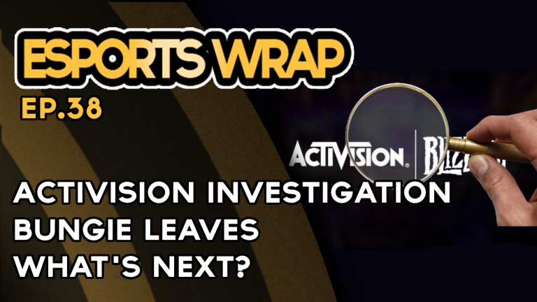 eSports Wrap 38: Activision investigation and Bungie leaving, what's next?