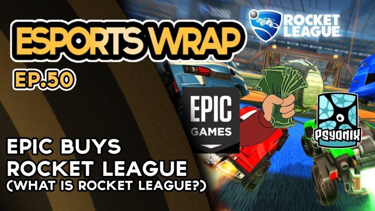 Esports Wrap 50: Epic guys Rocket League – What is Rocket League?