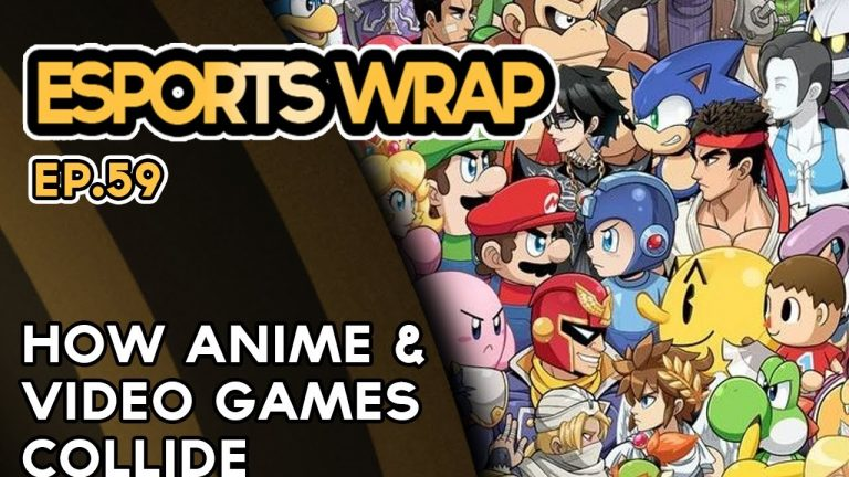 Esports Wrap 59: How Anime and Video Games Collide